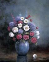 Floral A Fine Art Print