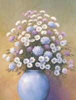 Florals II Framed Print