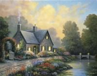 Evening Splendor by John Zaccheo - various sizes