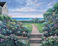 Coastal Fragrance by John Zaccheo - various sizes