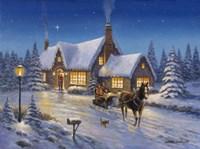 The Warmth Of The Season Fine Art Print