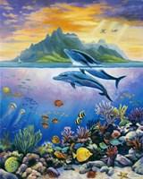 Paradise by John Zaccheo - various sizes - $39.49