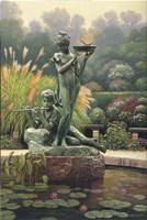 The Fountain II Fine Art Print