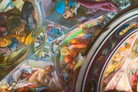 Vilnius University, Vaulted Ceiling Decorated with Mural, Lithuania by Keren Su - various sizes