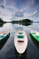Lake Galve, Trakai Historical National Park, Lithuania III by Walter Bibikow - various sizes