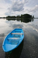 Lake Galve, Trakai Historical National Park, Lithuania IV Fine Art Print
