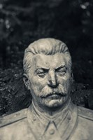 Lithuania, Grutas Park, Statue Joseph Stalin I by Walter Bibikow - various sizes - $41.49