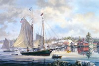 Voyage Preparation by Nicky Boehme - various sizes