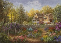 A Pathway Of Color by Nicky Boehme - various sizes - $36.99