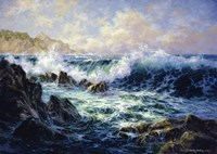 Morning Surf by Nicky Boehme - various sizes - $36.99