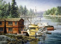 Spruced And Spry by Nicky Boehme - various sizes