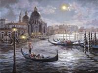 Grand Canal Venice Fine Art Print