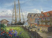 Marine Supplies by Nicky Boehme - various sizes, FulcrumGallery.com brand