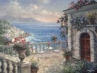 Mediterranean Elegance Fine Art Print
