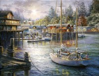 Harbor by Nicky Boehme - various sizes