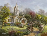 Worship In Its Glory by Nicky Boehme - various sizes