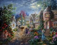 Moonlight Splendor by Nicky Boehme - various sizes