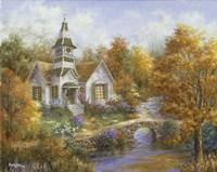 Autumn Worship Fine Art Print