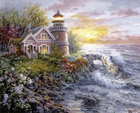 Seafarer's Vigilant Sentry by Nicky Boehme - various sizes