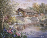 Country Thoroughfare by Nicky Boehme - various sizes