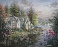 Bay's Landing by Nicky Boehme - various sizes