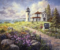 Admirality Head Lighthouse by Nicky Boehme - various sizes