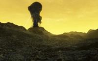 The Surface of Venus Fine Art Print