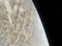 Illustration of the Planet Venus Fine Art Print
