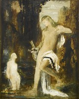 Poet And Sirens by Gustave Moreau - various sizes