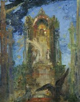 Jupiter And Semele, 1889 by Gustave Moreau, 1889 - various sizes