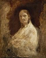 Portrait Of The Duchess Of Cadore Fine Art Print