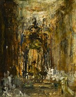 Study For Salome by Gustave Moreau - various sizes