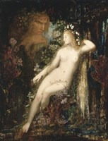 Galatea by Gustave Moreau - various sizes - $35.49