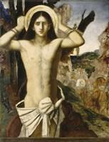 Saint Sebastian by Gustave Moreau - various sizes - $35.49