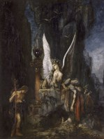 The Traveller by Gustave Moreau - various sizes, FulcrumGallery.com brand