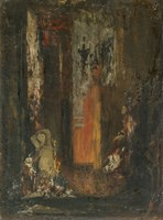 Salome II by Gustave Moreau - various sizes