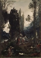 The Chimeras (Les Chimeres) by Gustave Moreau - various sizes
