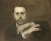 Gustave Geffroy-1926 by Eugene Carriere, 1926 - various sizes