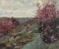 Landscape, 1905 by Armand Guillaumin, 1905 - various sizes