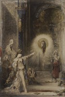L'Apparition Version, 1876 by Gustave Moreau, 1876 - various sizes, FulcrumGallery.com brand