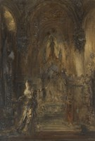 Salome Dancing by Gustave Moreau - various sizes