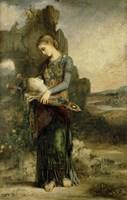Orpheus, 1865 Fine Art Print