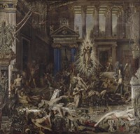 The Pretenders (Les Pretendants), 1852 by Gustave Moreau, 1852 - various sizes