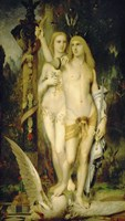 Jason and Medea by Gustave Moreau - various sizes
