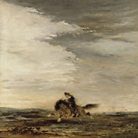 Horseman by Gustave Moreau - various sizes