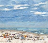 In The Summertime Fine Art Print