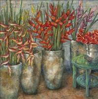 Flowers From Ubud Fine Art Print