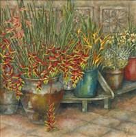 Seminyak Market Fine Art Print