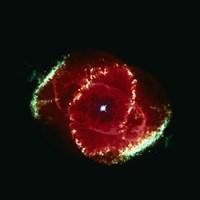 Cats Eye Nebula - various sizes