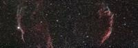 Veil Nebula Mosaic Fine Art Print